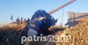 Νεκρός 24χρονος οδηγός νταλίκας σε τροχαίο