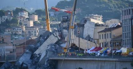 Η κατασκευάστρια της γέφυρας εταιρεία προσφέρει 500 εκ. δολάρια στην Γένοβα