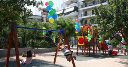 Κλειστή η παιδική χαρά στο Κάτω Χωριό Ιεράπετρας