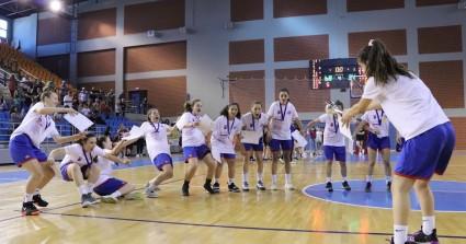 Πρωταθλήτριες Κρήτης οι Κορασίδες του ΟΑΧ