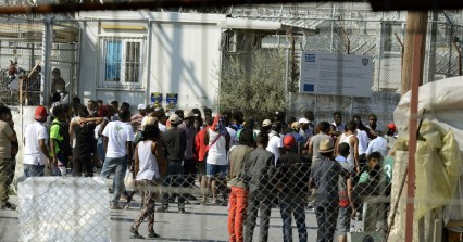 Χίος: Συγκέντρωση κατά της δημιουργίας της νέας δομής προσφύγων - μεταναστών