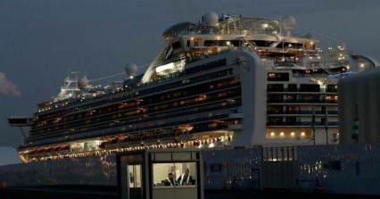 Η Ιαπωνία παραδέχτηκε ότι 43 επιβάτες του Diamond Princess διέφυγαν των ιατρικών ελέγχων