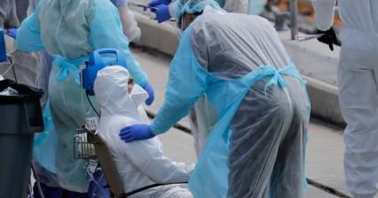 Δίχως «φρένο» η εξάπλωση του κορονοϊού στις ΗΠΑ με πάνω 60.000 νέα κρούσματα σε 24 ώρες