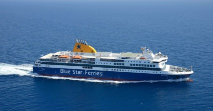 Συναγερμός στο «Blue Star Delos» για 23 Γάλλους ύποπτους για κορωνοϊό