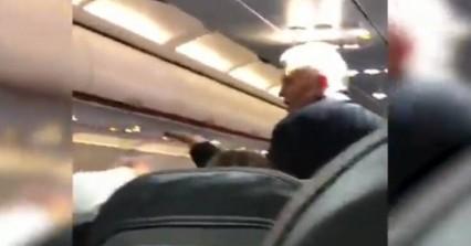 Φώναζε σε επιβάτες να μη φοράνε μάσκα, έβρισε τη σύζυγό του και εκείνη τον χαστούκισε