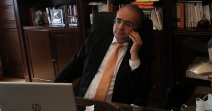 Δημήτρης Βερβεσός: Πειθαρχική έρευνα για το πάρτι εν μέσω lockdown