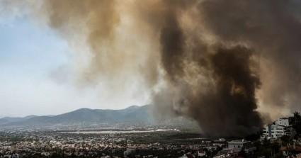 Μπεχράκης: Τα σωματίδια καπνού στον αέρα μετά τις πυρκαγιές μπορεί να προκαλέσουν καρκίνο
