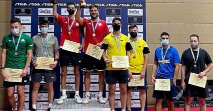 Δύο τρίτες θέσεις για Αντωνιάδη στο Πανελλήνιο πρωτάθλημα