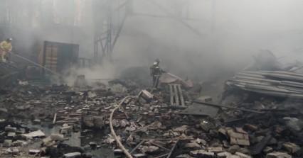 Ρωσία: Έκρηξη ισοπέδωσε εργοστάσιο χημικών – 17 οι νεκροί