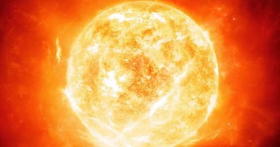 Η κοντινότερη φωτογραφία του ήλιου που έχει τραβηχτεί ποτέ
