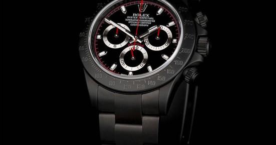 Το ρολόι που ξεκινά ως Rolex και καταλήγει αλλιώς