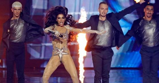 Eurovision 2019: Μέχρι και η Daily Mail αποθέωσε την Ελένη Φουρέιρα!