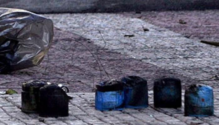 Επίθεση με γκαζάκια και κροτίδα σε χώρο προσευχής Μουσουλμάνων στο Ηράκλειο