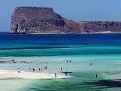 Οι Κρητικές παραλίες με τα τυρκουάζ νερά