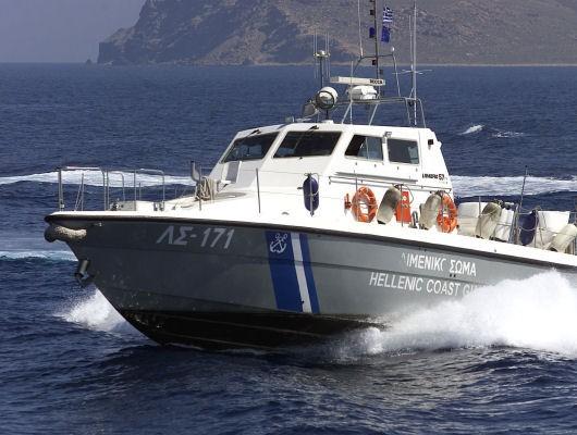 Ένα σκάφος -