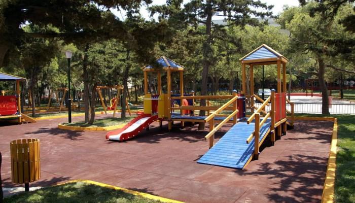 Παιδική χαρά στα Σταυράκια φτιάχνει ο δήμος Ηρακλείου