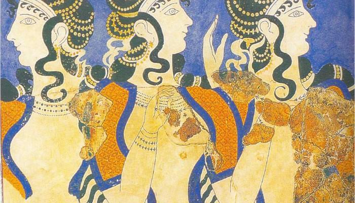 «Η Γυναίκα στην Μινωική κοινωνία, θρησκεία και καθημερινότητα»