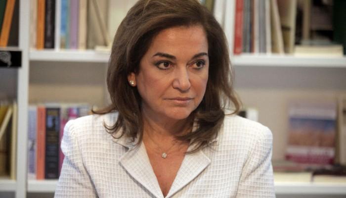Ντόρα Μπακογιάννη:Ομιλήτρια σε ημερίδα στο Βερολίνο παρουσία της Μέρκελ