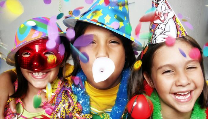Αποκριάτικο πάρτι για παιδιά στο Κόκκινο Μετόχι
