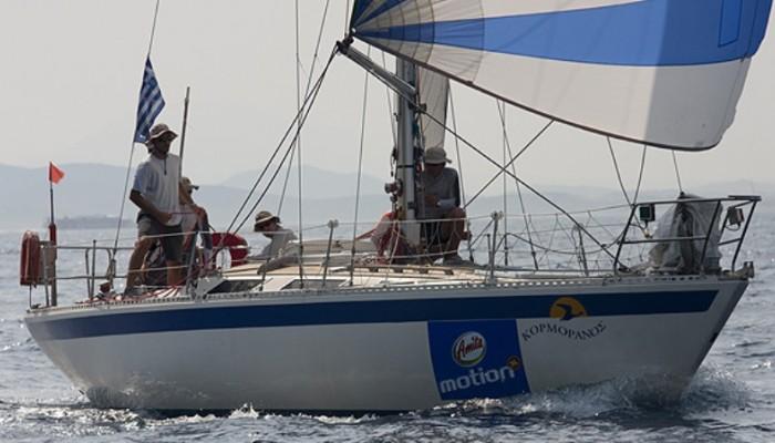 Αγώνας για σκάφη ανοικτής θάλασσας