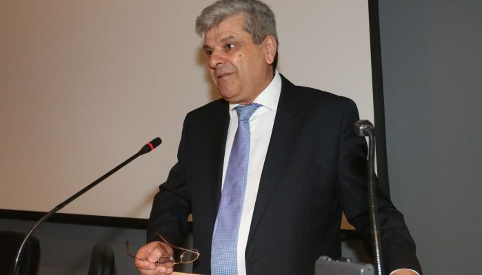Συγχαρητήρια της ΝΟΔΕ Ηρακλίου στο Γρηγόρη Ροκαδάκη