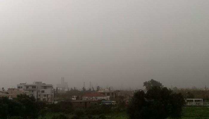 Έρχεται αφρικανική σκόνη στην Κρήτη - Η Δ/νση υγείας προειδοποιεί