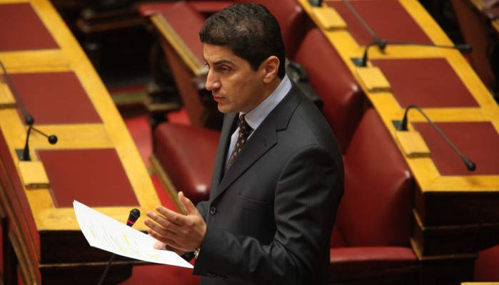 Ερώτηση Αυγενάκη προς Σταθάκη για κομματικές τοποθετήσεις στην ΕΥΔΑΠ