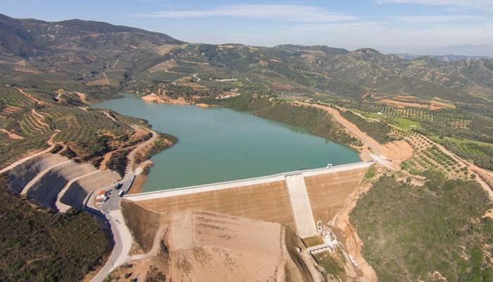ΟΑΚ: Στο 65% η μέση πληρότητα σε νερό των φραγμάτων της Κρήτης