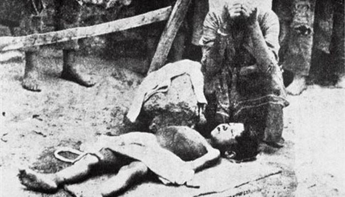 Έκθεση φωτο στο Ηράκλειο για την γενοκτονία των Αρμενίων