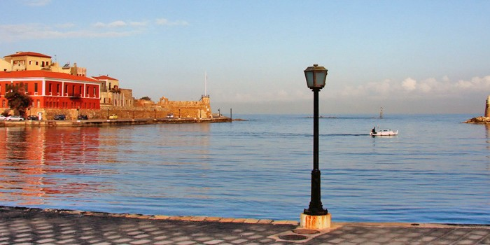 Εκδρομή και ξενάγηση στην πόλη των Χανίων από το δήμο Ηρακλείου