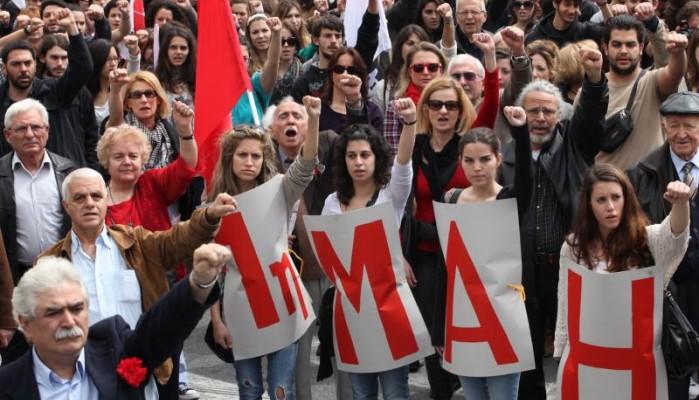 Η ΠΑΣΕΒΕ Ηρακλείου συμμετέχει στην Πρωτομαγιάτικη απεργιακή συγκέντρωση