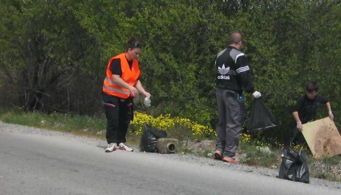 Την Κυριακή εθελοντές καθαρίζουν τον ΒΟΑΚ