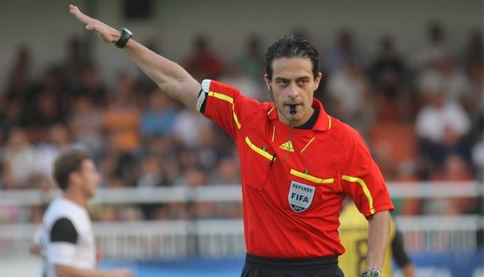 Ο Μιχάλης Κουκουλάκης σφυρίζει τον τελικό του Κυπέλλου!