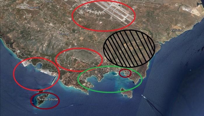Αποκάλυψη: Στον αέρα η επιλογή του Μαραθιού για βιομηχανική ζώνη