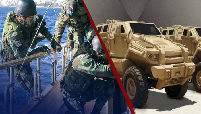Ρεσάλτο ειδικών δυνάμεων σε σκάφος νότια της Κρήτης