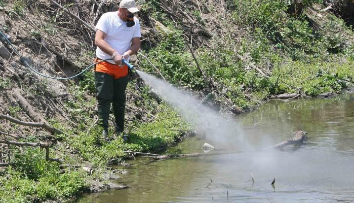 Ξεκινά ο 3ος κύκλος ψεκασμών για κουνούπια στο Ρέθυμνο