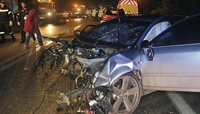 Τροχαίο δυστύχημα χθες το βράδυ στα Χανιά - Νεκρός ένας 44χρονος