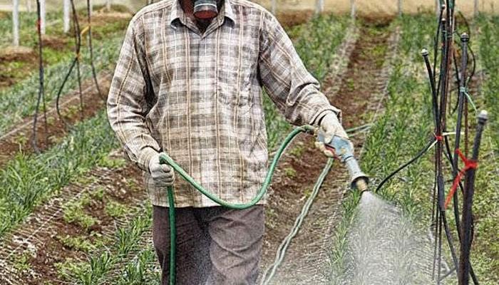 Οδηγίες για την σωστή χρήση φυτοφαρμάκων