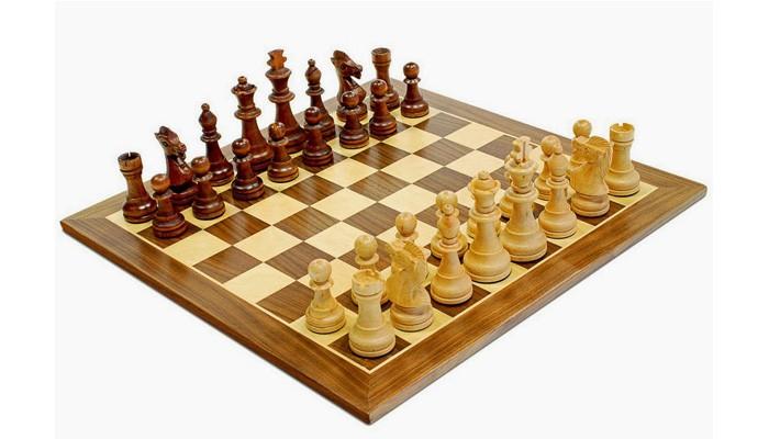 Καλή χρονιά με ...σκακιστικούς αγώνες στο Ηράκλειο