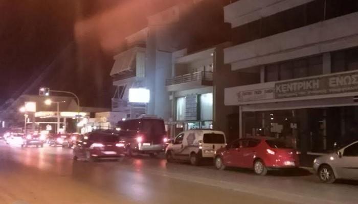 Έκλεισε το 50% των βενζινάδικων στα Χανιά - Ουρές στα πρατήρια (φωτο)