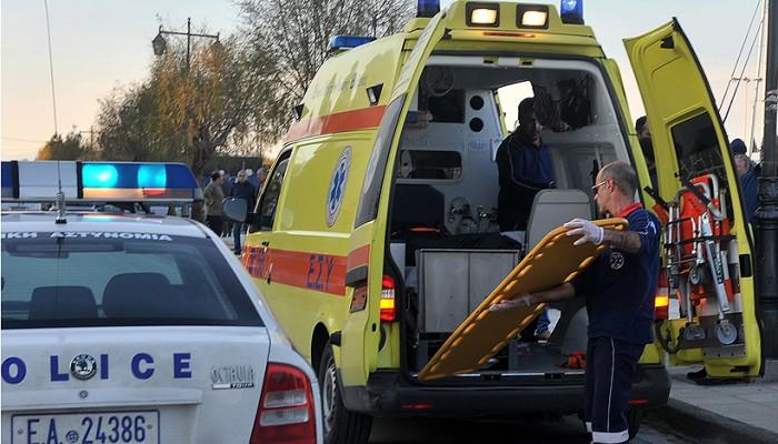 Νεκρός σε τροχαίο 19χρονος στο Ηράκλειο (φωτό)