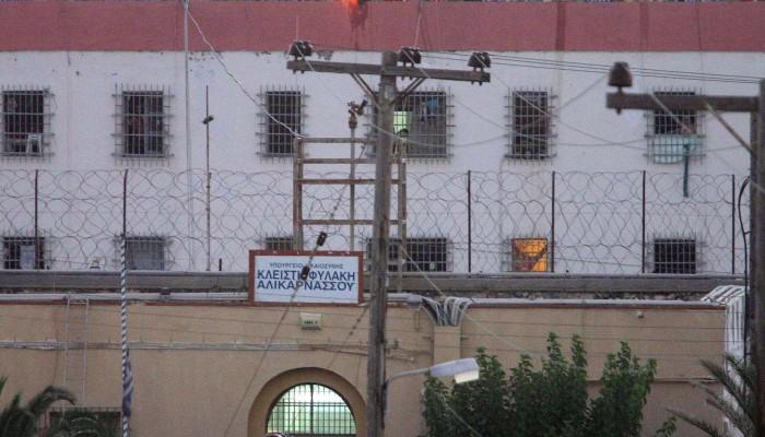 Δράσεις αθλητισμού στις φυλακές Νέας Αλικαρνασσού