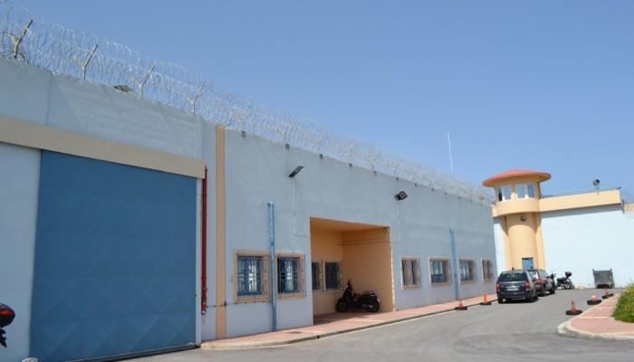 Αναστάτωση στις φυλακές της Αγιάς με κρατουμένους