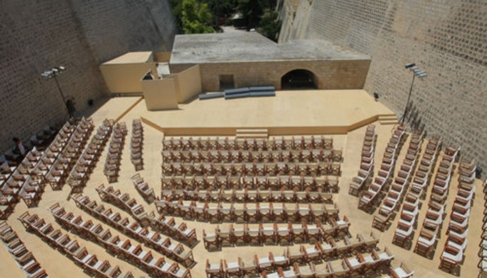 Στο μικρό κηποθέατρο οι εκδηλώσεις του Πολιτιστικού Συλλόγου Αγίου Ιωάννη