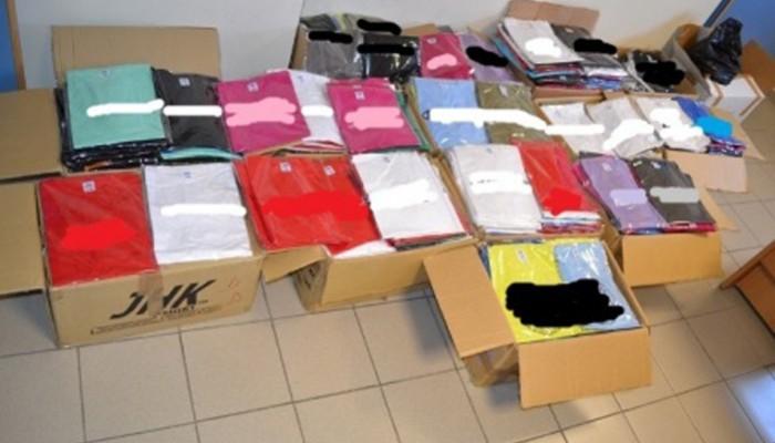 Μεγάλη επιχείρηση της ΕΛ.ΑΣ. στη Χερσόνησο - Κατασχέθηκαν προϊόντα