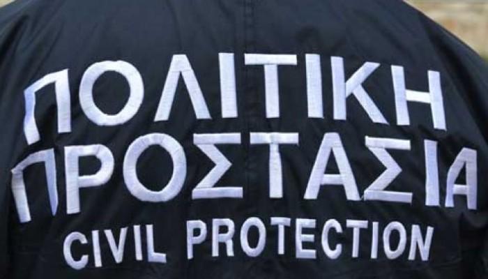 Σε επιφυλακή η Πολιτική Προστασία του Δήμου Ηρακλείου