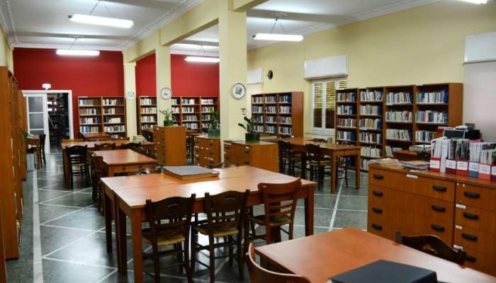 Ωράριο κεντρικής Δημοτικής Βιβλιοθήκης Χανίων