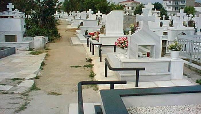 Ενημέρωση των δικαιούχων οικογενειακών τάφων από τον δήμο Ηρακλείου