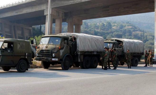 Η 59η Μ/Κ Ταξιαρχία ανέλαβε να εκτελέσει έργα σε ορεινά χωριά του Έβρου
