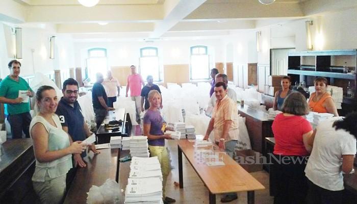 Αυτά είναι τα ψηφοδέλτια που θα πάρετε την Κυριακή στα Ε.Τ. των Χανίων